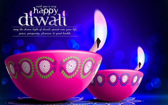 information about deepavali Diwali is a religious hindu festival, celebrated as festival of lights by lighting lamps everywhere on the homes, streets, shops, temples, markets, etc.