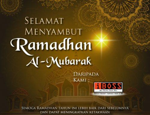 RAMADHAN KAREEM TO ALL MUSLIM.